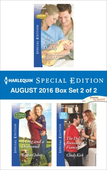Harlequin Special Edition August 2016 Box Set 2 of 2: An Anthology, Johns, Rachael & Lee, Rachel & Kirk, Cindy