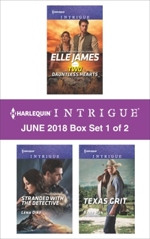 Harlequin Intrigue June 2018 - Box Set 1 of 2: An Anthology