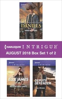 Harlequin Intrigue September 2018 - Box Set 1 of 2: An Anthology, Myers, Cindi & Daniels, B.J. & James, Elle