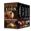 Shadow Agents Collection Volume 2: An Anthology, Eden, Cynthia