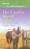 Her Cowboy Sheriff: A Clean Romance, Riker, Leigh