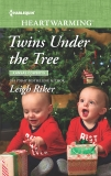 Twins Under the Tree: A Clean Romance, Riker, Leigh