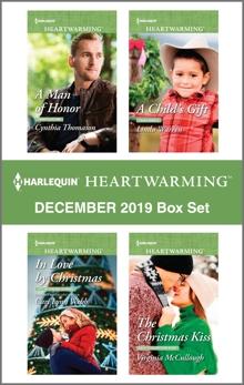 Harlequin Heartwarming December 2019 Box Set: A Clean Romance