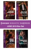 Harlequin Romantic Suspense June 2019 Box Set, Weber, Tawny & Lacombe, Lara & Di Lorenzo, Melinda & Dees, Cindy