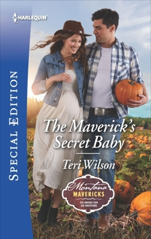 The Maverick's Secret Baby, Wilson, Teri