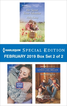 Harlequin Special Edition February 2019 - Box Set 2 of 2: An Anthology, Harlen, Brenda & Lacey, Helen & Carson, Caro