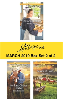 Harlequin Love Inspired March 2019 - Box Set 2 of 2: An Anthology