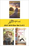 Harlequin Love Inspired July 2019 - Box Set 2 of 2: An Anthology, Blount, Laurel & Lyons, Tracey J. & Pleiter, Allie