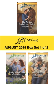 Harlequin Love Inspired August 2019 - Box Set 1 of 2: An Anthology, Dees, Stephanie & McClay, Jocelyn & Richer, Lois