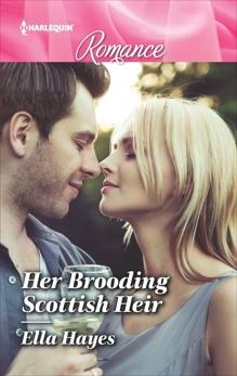 Her Brooding Scottish Heir, Hayes, Ella