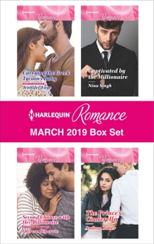 Harlequin Romance March 2019 Box Set: An Anthology