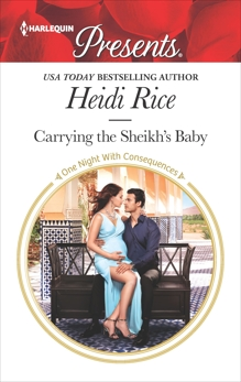 Carrying the Sheikh's Baby, Rice, Heidi