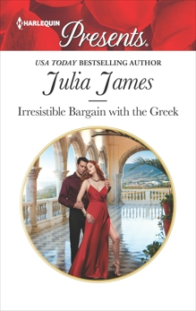 Irresistible Bargain with the Greek, James, Julia
