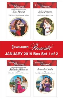 Harlequin Presents January 2019 - Box Set 1 of 2: An Anthology, Hewitt, Kate & Milburne, Melanie & Frances, Bella & Cinelli, Amanda