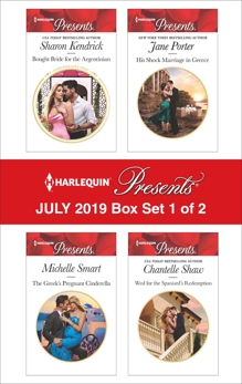 Harlequin Presents - July 2019 - Box Set 1 of 2, Porter, Jane & Shaw, Chantelle & Kendrick, Sharon & Smart, Michelle