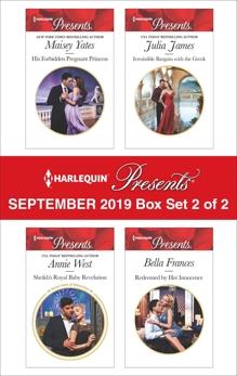 Harlequin Presents - September 2019 - Box Set 2 of 2, Yates, Maisey & James, Julia & West, Annie & Frances, Bella