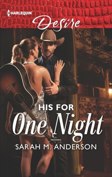 His for One Night, Anderson, Sarah M.