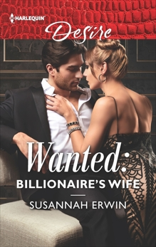 Wanted: Billionaire's Wife, Erwin, Susannah