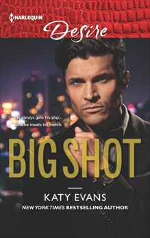 BIG SHOT, Evans, Katy