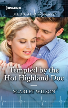 Tempted by the Hot Highland Doc, Wilson, Scarlet