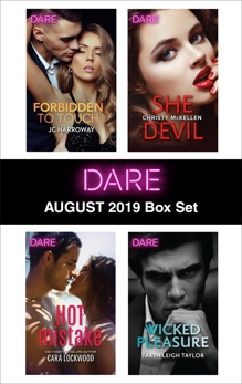 Harlequin Dare August 2019 Box Set, Harroway, JC & Taylor, Taryn Leigh & McKellen, Christy & Lockwood, Cara