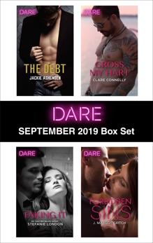 Harlequin Dare September 2019 Box Set