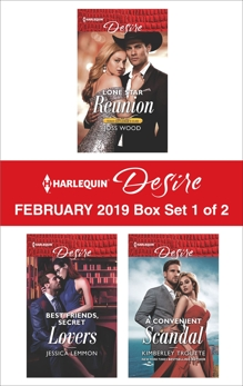 Harlequin Desire February 2019 - Box Set 1 of 2: An Anthology, Wood, Joss & Lemmon, Jessica & Troutte, Kimberley