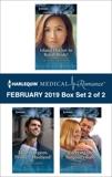 Harlequin Medical Romance February 2019 - Box Set 2 of 2: An Anthology, Hardy, Kate & Ruttan, Amy & Wilson, Scarlet