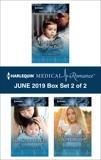 Harlequin Medical Romance June 2019 - Box Set 2 of 2, Drake, Dianne & Beckett, Tina & Anders, Deanne
