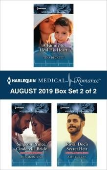 Harlequin Medical Romance August 2019 - Box Set 2 of 2, Beckett, Tina & Ruttan, Amy & McIntosh, Ann