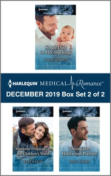 Harlequin Medical Romance December 2019 - Box Set 2 of 2, Hardy, Kate & Forbes, Emily & Roberts, Alison