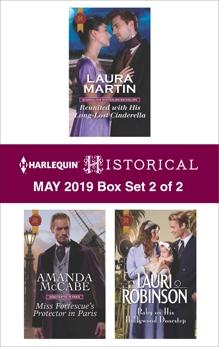 Harlequin Historical May 2019 - Box Set 2 of 2, McCabe, Amanda & Martin, Laura & Robinson, Lauri