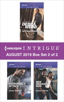 Harlequin Intrigue August 2019 - Box Set 2 of 2, Wayne, Joanna & Kernan, Jenna & Webb, Debra