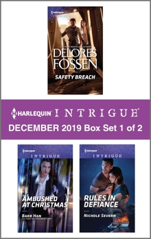 Harlequin Intrigue December 2019 - Box Set 1 of 2, Han, Barb & Severn, Nichole & Fossen, Delores