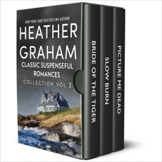 Heather Graham Classic Suspenseful Romances Collection Volume 3, Graham, Heather