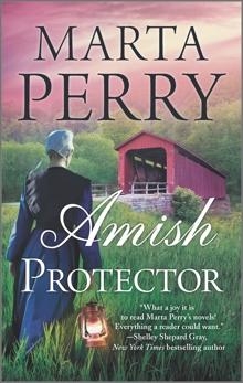 Amish Protector, Perry, Marta