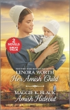Her Amish Child and Amish Hideout, Worth, Lenora & Black, Maggie K.