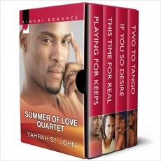 Summer of Love Quartet, St. John, Yahrah