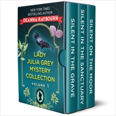 Lady Julia Grey Mystery Collection Volume 1: A Victorian Romance Box Set