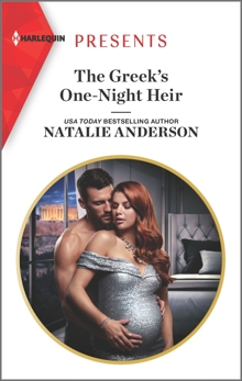 The Greek's One-Night Heir, Anderson, Natalie