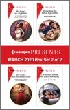 Harlequin Presents - March 2020 - Box Set 2 of 2, Lucas, Jennie & James, Julia & Roscoe, Pippa & Adams, Millie