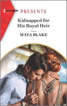 Kidnapped for His Royal Heir, Blake, Maya
