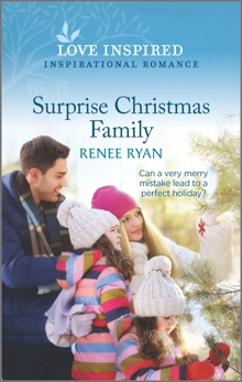 Surprise Christmas Family, Ryan, Renee