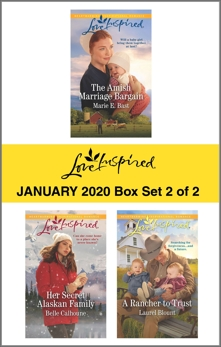 Harlequin Love Inspired January 2020 - Box Set 2 of 2: An Anthology, Blount, Laurel & Calhoune, Belle & Bast, Marie E.