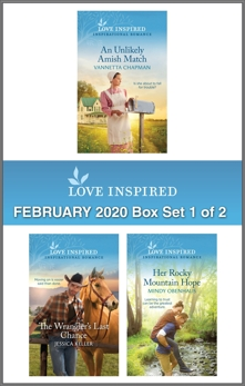 Harlequin Love Inspired February 2020 - Box Set 1 of 2: An Anthology