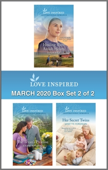 Harlequin Love Inspired March 2020 - Box Set 2 of 2: An Anthology