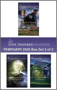 Harlequin Love Inspired Suspense February 2020 - Box Set 2 of 2, Mentink, Dana & Rees, Elisabeth & Lee, Katy