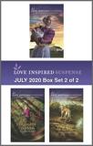 Harlequin Love Inspired Suspense July 2020 - Box Set 2 of 2, Shannon, Lynn & Rees, Elisabeth & Lee, Katy