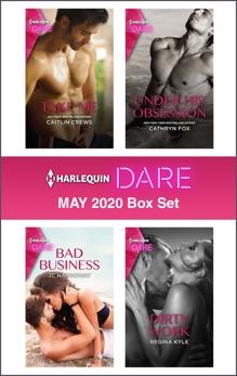 Harlequin Dare May 2020 Box Set, Harroway, JC & Crews, Caitlin & Kyle, Regina & Fox, Cathryn