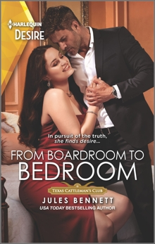 From Boardroom to Bedroom, Bennett, Jules